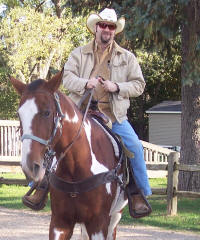 Eric Kinkel and horse - Apache, Catherine Lucchesi, Catherine bachner Lucchesi Glen Ellyn IL, Michelle Piatek Tidaback Hoffman Estates IL