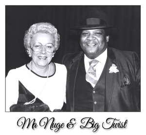 Ma Nugent, Ted Nugents Mother and Big Twist Of Big Twist & The Mellow fellows